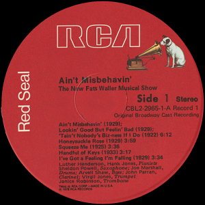 aintmisbehavinlabel1