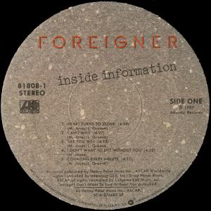 foreignerinsideinformationlabel1