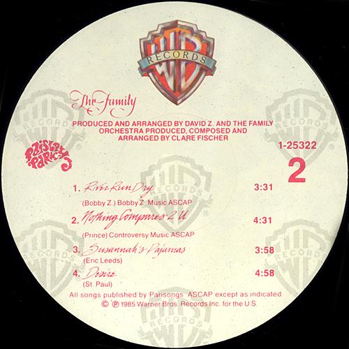 The Family The Family Vinyl Album Covers Com