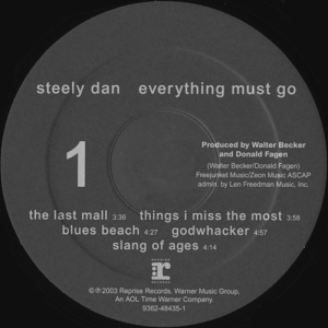 steelydaneverythingmustgolabel1