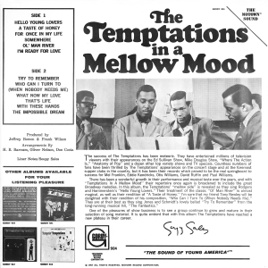 temptationsinamellowmoodback