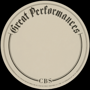 cbsgreatperformances