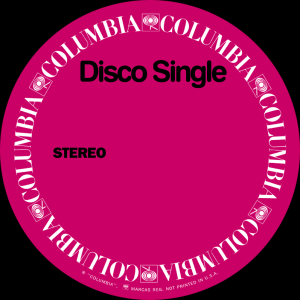 columbiadiscosingle