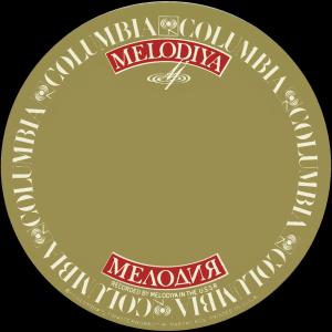 columbiamelodyarussian