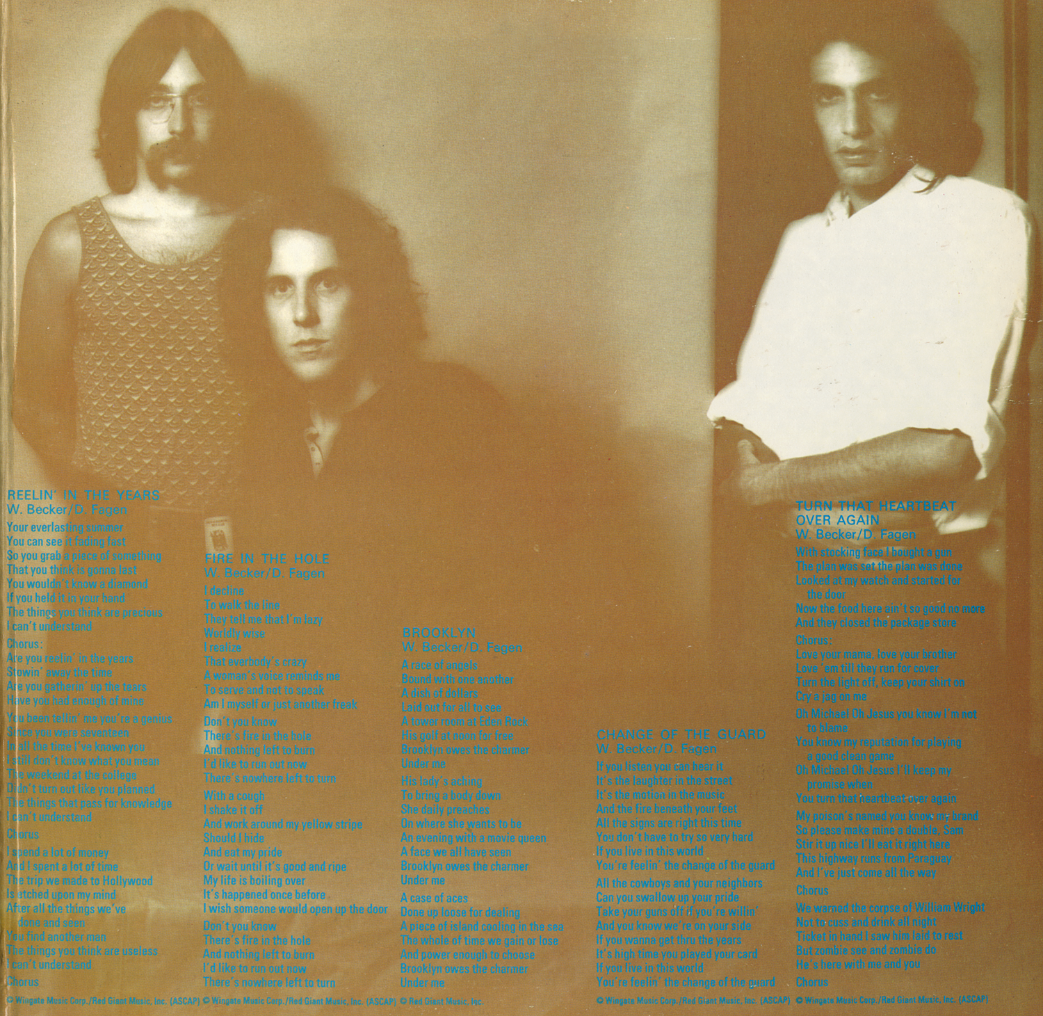 Steely Dan Can T Buy A Thrill Vinyl Album Covers Com